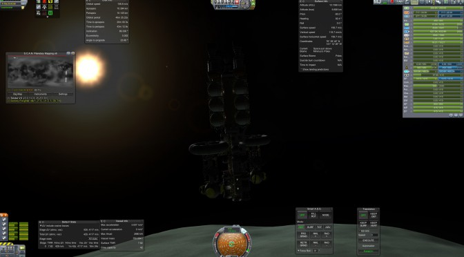 Kerbal Space Program Memory Management